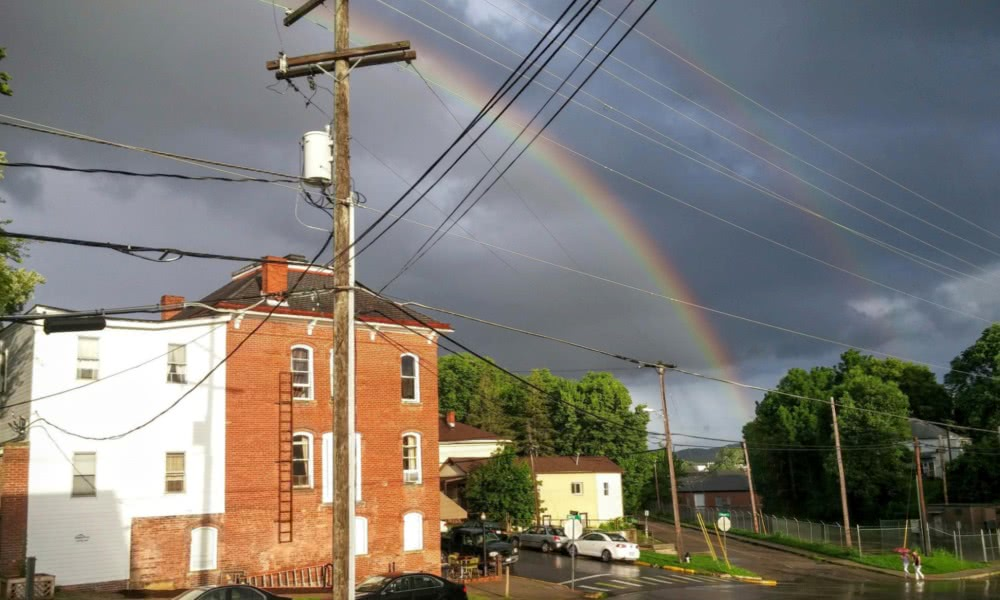 West End Ciderhouse Double Rainbow