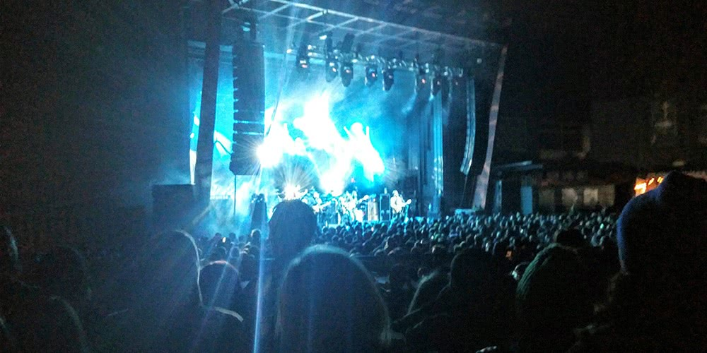 Modest Mouse at the LC on October 16th, 2015
