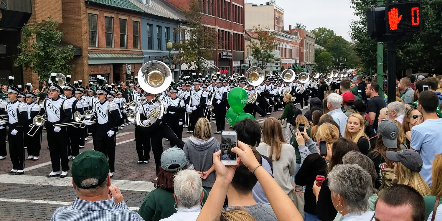 Ohio University Homecoming 2016