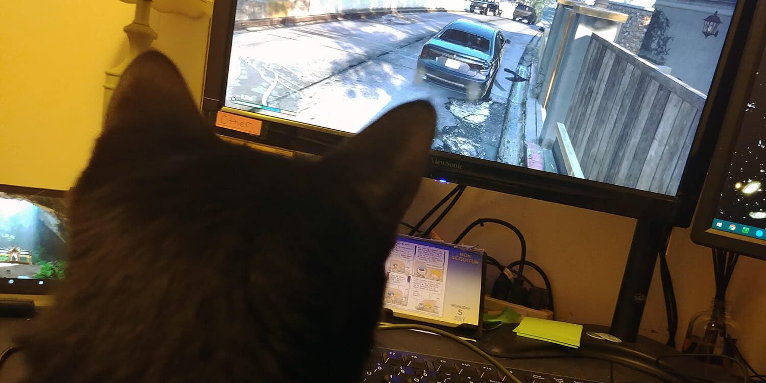 Midnight Moon is a Big GTA5 Fan