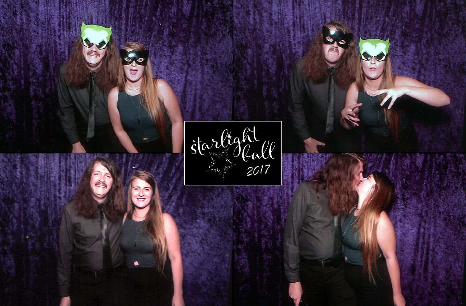 The Starlight Ball with Heather