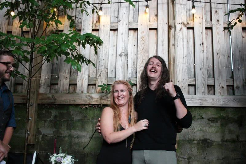 Presley-Withee Wedding