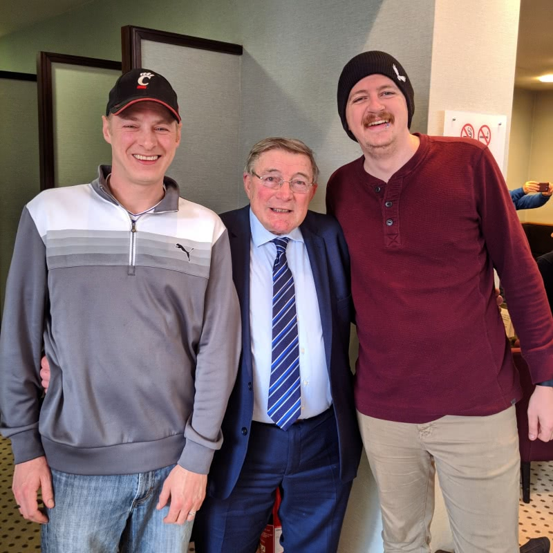 Meeting Bobby Tambling